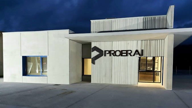 PROERAI-NORTEN Abre Nuevas Oficinas En Lakuntza (Navarra)